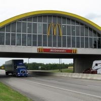 Micky Ds over the Will Rogers Turnpike, Винита