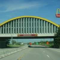 McDonalds over I-44, Винита