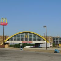 Worlds Largest Mc Donalds in Vinita,Oklahoma, Винита