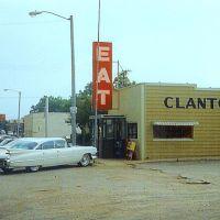 CLANTONS Cafe - Vinita, OK - Route 66, Винита