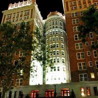 Skirvin Hilton Hotel - Downtown OKC, Вудлавн-Парк