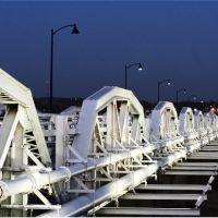 Pedestrian Bridge Over Arkansas River @ 96th St, Дженкс
