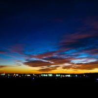 Richard Lloyd Jones JR. Airport at Sunset, Дженкс