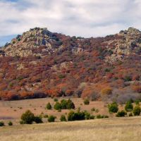 Saddle Mountain, Oklahoma, Жеронимо