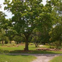 Heritage Park Arboretum, Duncan, Oklahoma, Жеронимо