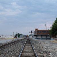 BNSF Mainline, Лаутон
