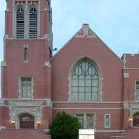 First Baptist, Маскоги