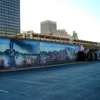 Bricktown Mural, Мидвест-Сити