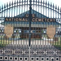 Fort Smith, AR - National Cemetary, Моффетт