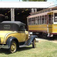 Fort Smith Trolley Museum Car Barn, Моффетт