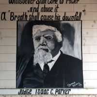 Judge Isaac C. Parker, Моффетт