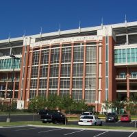 Oklahoma Memorial Stadium, Норман