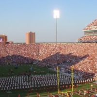 Gaylord Stadium, Home of the Oklahoma Sooners, Норман