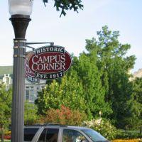 Campus Corner, Норман