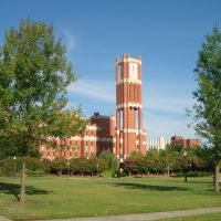 Norman, OK, USA - University of Oklahoma - Bizzell Memorial Library, Норман