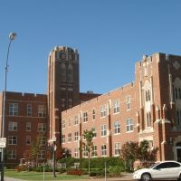 Norman, OK, USA - University of Oklahoma - Whitehand Hall, Норман