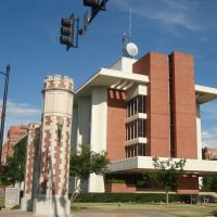 Norman, OK, USA - University of Oklahoma- Carson Engineering Center, Норман