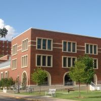Norman, OK USA - University of Oklahoma - Gould Hall, Норман