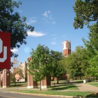 Norman, OK, USA - University of Oklahoma, Норман