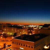 OKC Museum of art and City Hall, Оклахома
