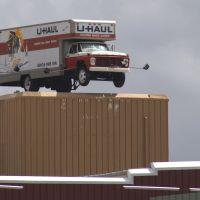 U-Haul Building (09/2010), Оклахома