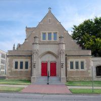 St. Pauls Episcopal Cathedral, Оклахома