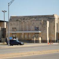 Sante Fe Depot, Оклахома