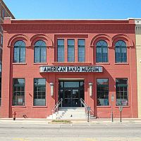 American Banjo Museum, Оклахома