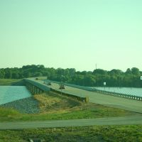 East Lucas road, First bridge, Lucas, Tx, Олбани