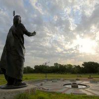 Statue of Standing Bear, Понка-Сити