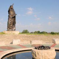 Standing Bear Statue, Понка-Сити