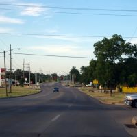 2011, Ponca City, OK, USA - Rte 77 north bound, Понка-Сити