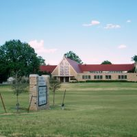2011, Ponca City, OK, USA - First Presbyterian Church, Понка-Сити