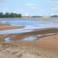 Arkansas River, Tulsa, OK, Санд-Спрингс