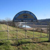Arkansas River Levee at Sand Springs, Санд-Спрингс