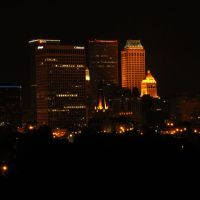 Tulsa, Oklahoma skyline 9 Sept 2013, Талса