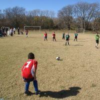 soccer, Форт-Силл