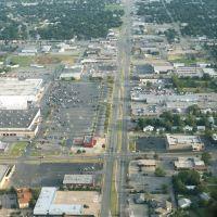 Aerial View - Sheridan Rd, Форт-Силл