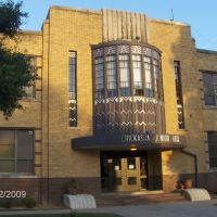 Former Chickasha High School, Чикаша