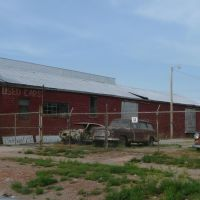 2011_04-16_Chickasha Oklahoma_P1140937_Used Cars, Чикаша