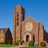 St. Josephs Catholic Church, Chickasha, OK, Чикаша