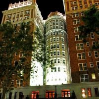 Skirvin Hilton Hotel - Downtown OKC, Шавни