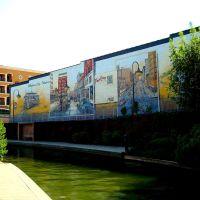 Bricktown Canal, Шавни