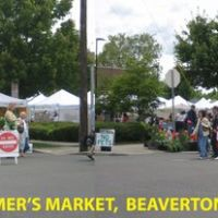 BEAVERTON FARMERS MARKET, BEAVERTON OREGON, Бивертон
