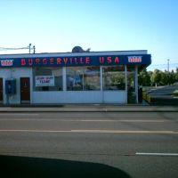 Vintage Burgerville U.S.A., Бивертон