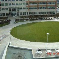 Clackamas County Red Soils Plaza, Вест-Слоп
