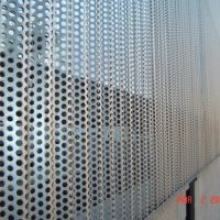 Clackamas County Red Soils-Central Utility Plant Screen Wall Detail, Вильсонвилл