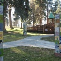 Playground, Sorosis Park, The Dalles, Oregon, Даллес
