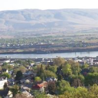 Panoramic of The Dalles, Даллес