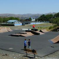 Benjamin Rockwell Memorial Skatepark, Даллес